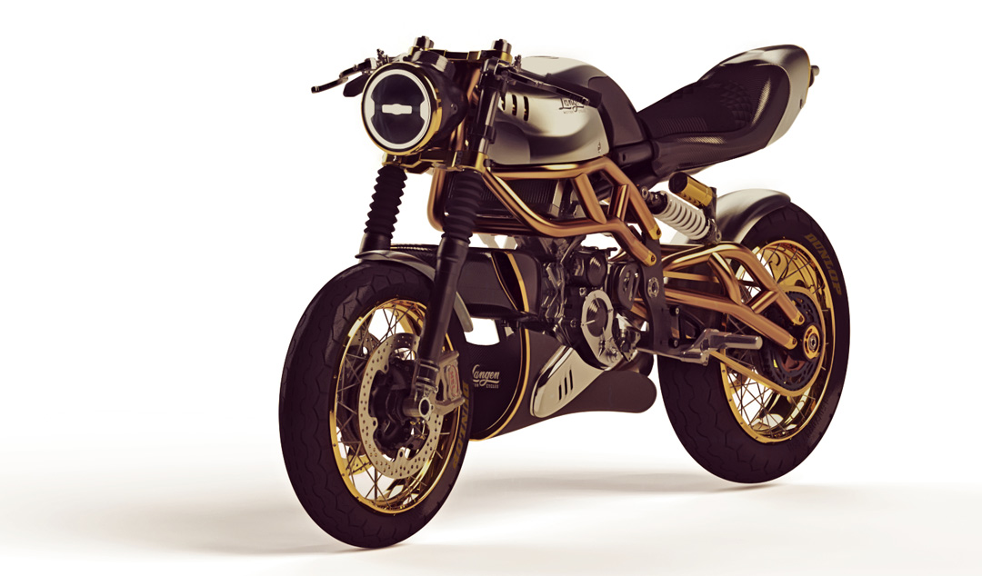 Langen Motorcycles 2-Stroke