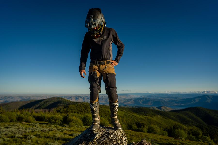 Mosko Moto Woodsman Pant