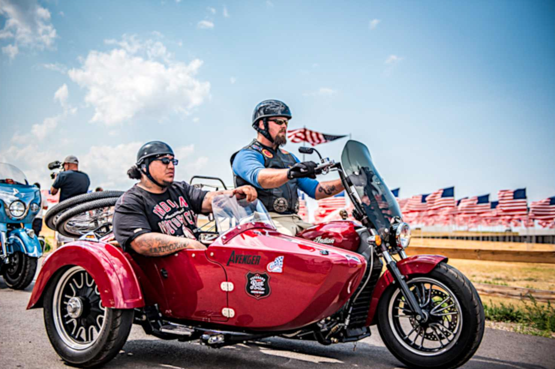 sturgis ride veterans