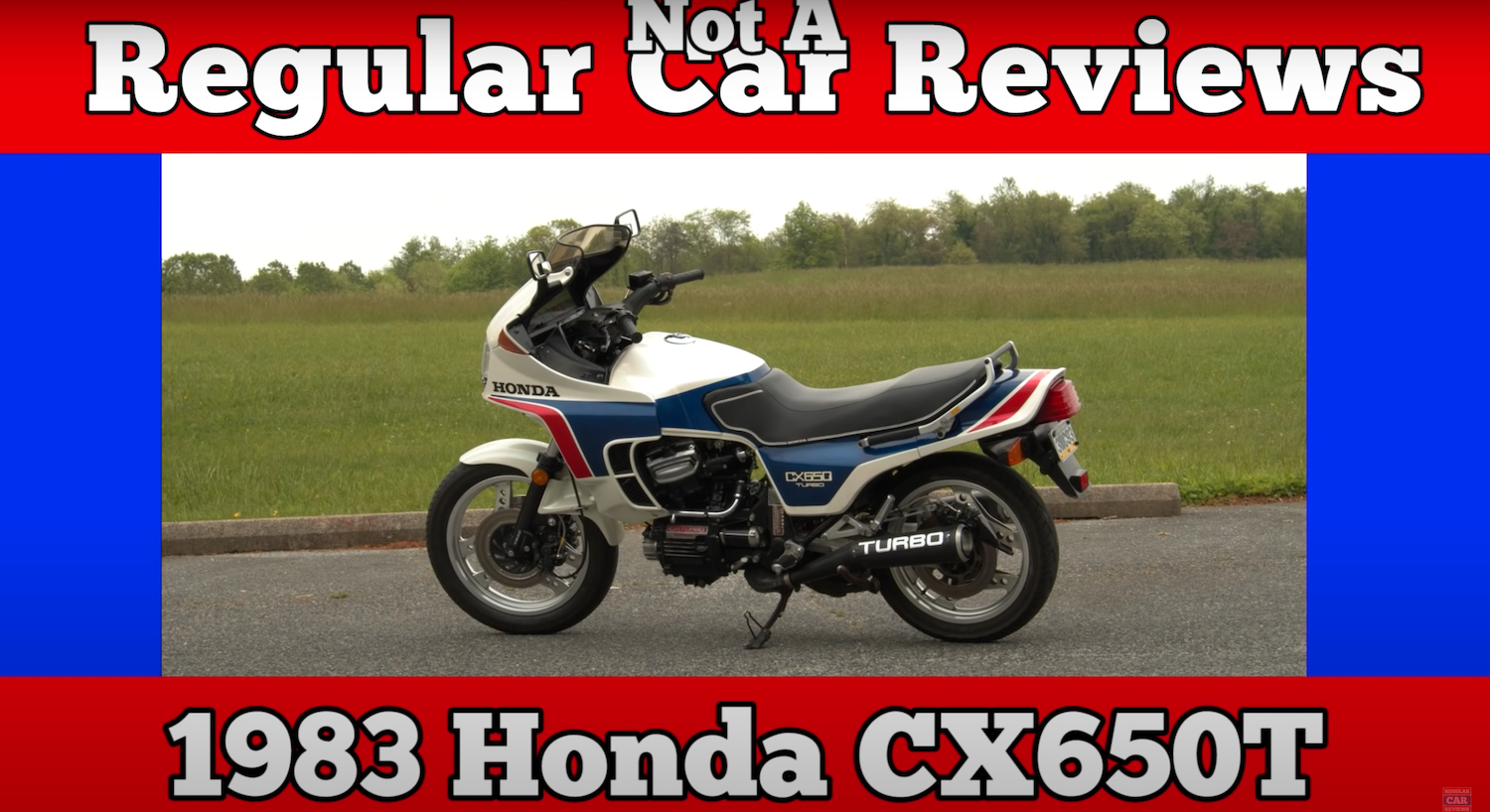 honda CBX650 turbo