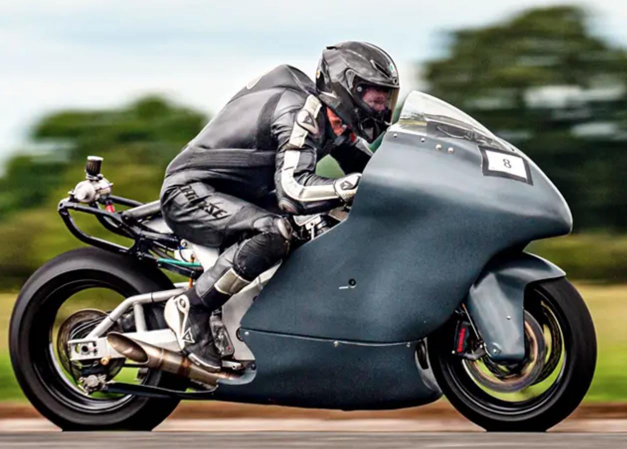 Guy Martin 300 mph