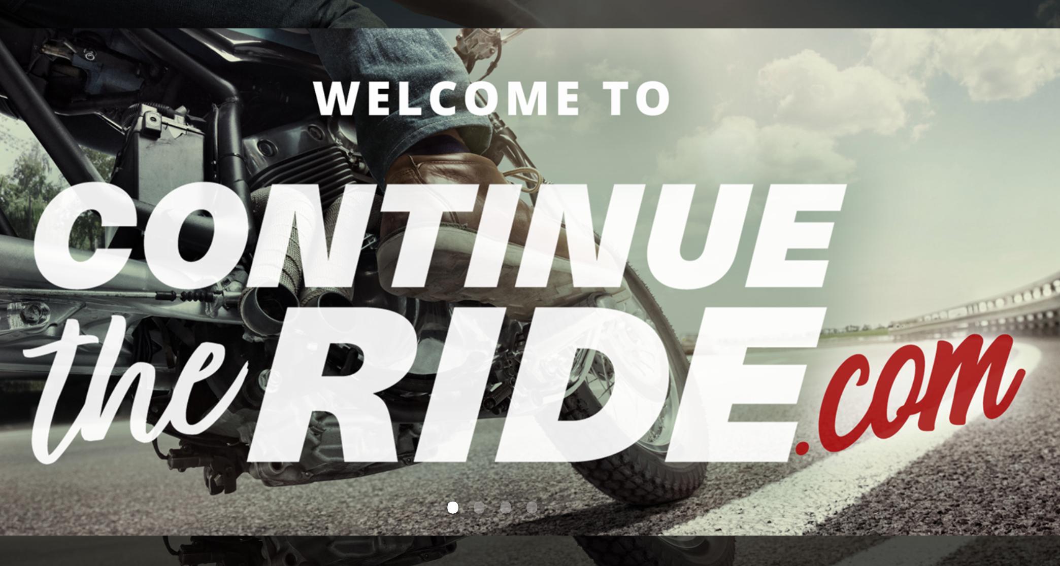 Continuetheride.com