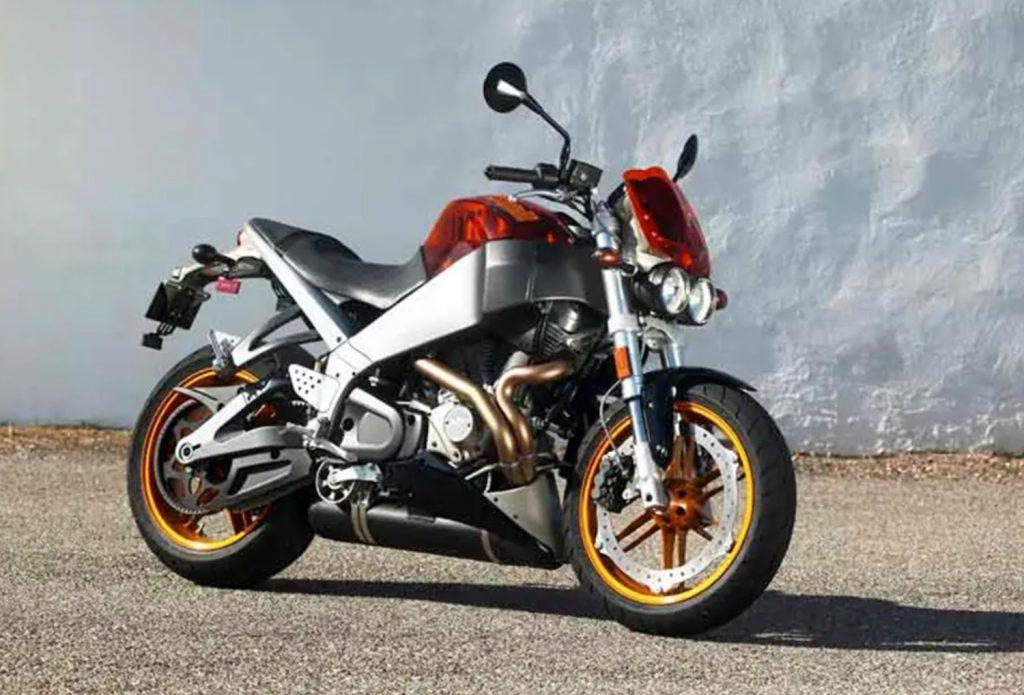 Buell XB12S Lightning