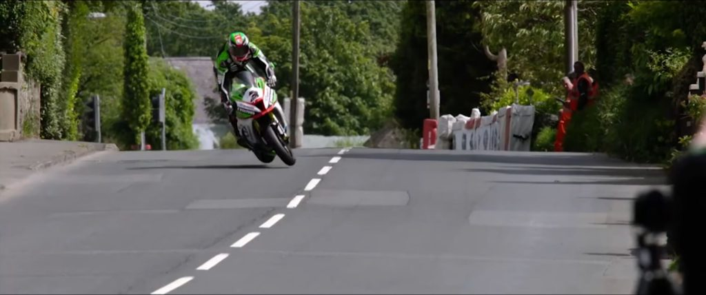 James Hillier's incredibly close call