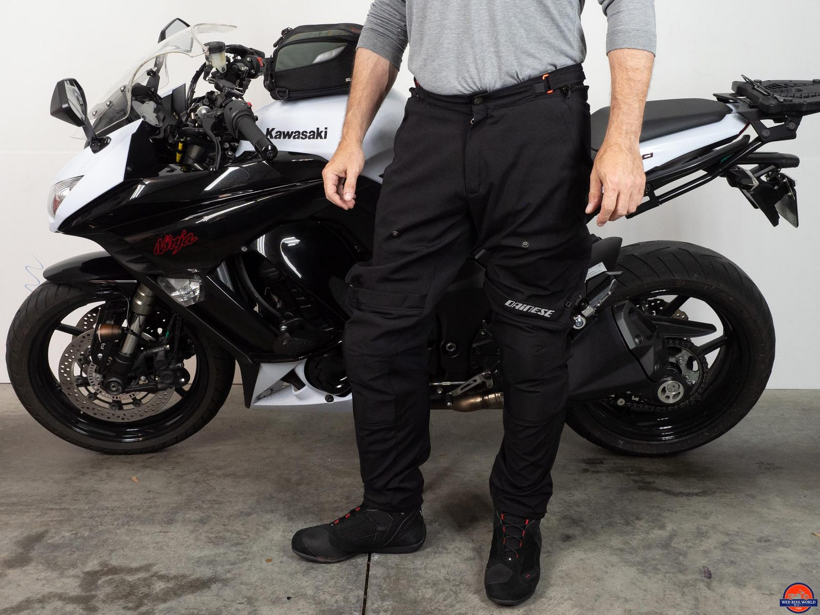 Dainese New Drake Textile Pants