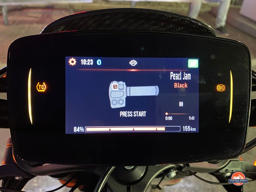 "The LiveWire ""Pulse"" Believe it or not, the LiveWire appears to have a ""low idle"" thrum."