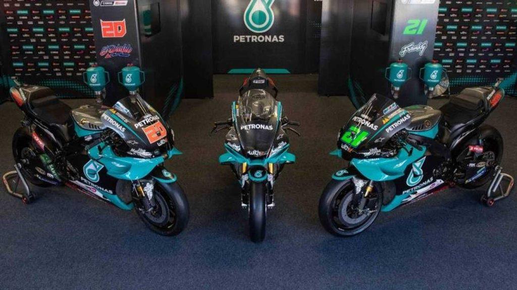 2020 Yamaha Petronas YZF-R1 Replica