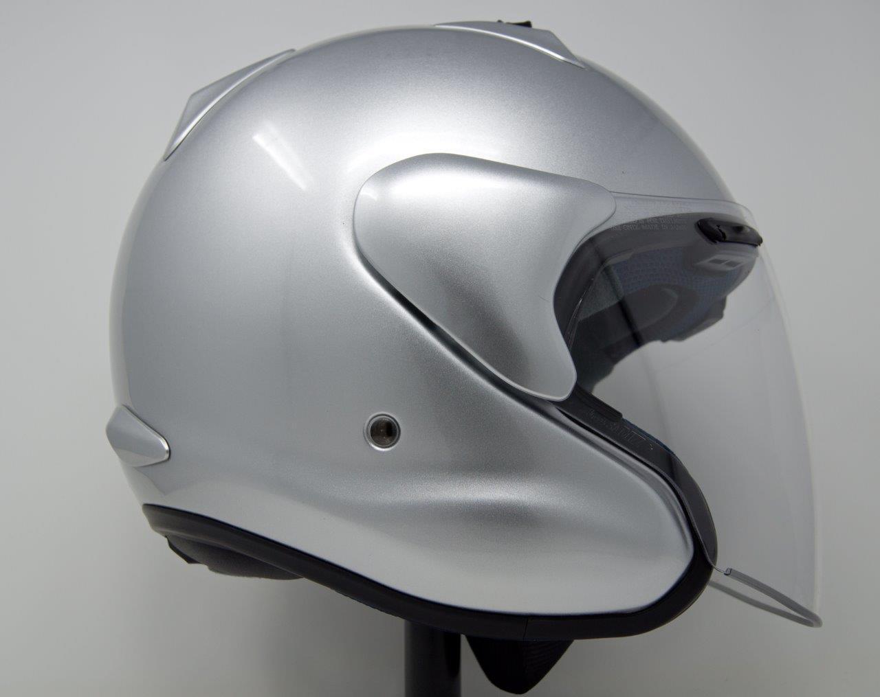 Side view of Arai XC helmet