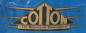 Cotton Motor Company logo