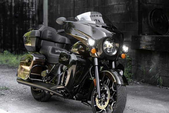 Indian Harley Davidson Roadmaster Dark Horse