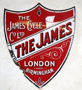 James Cycle Co Logo