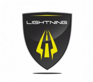 lightning motorcycle logo