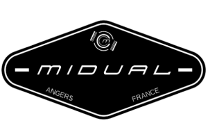 Midual logo