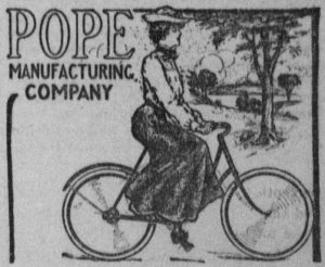 Pope Manufacturing Company logo