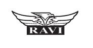 ravi motorcycles logo