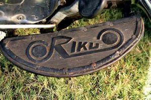Rikuo Motorcycle Logo