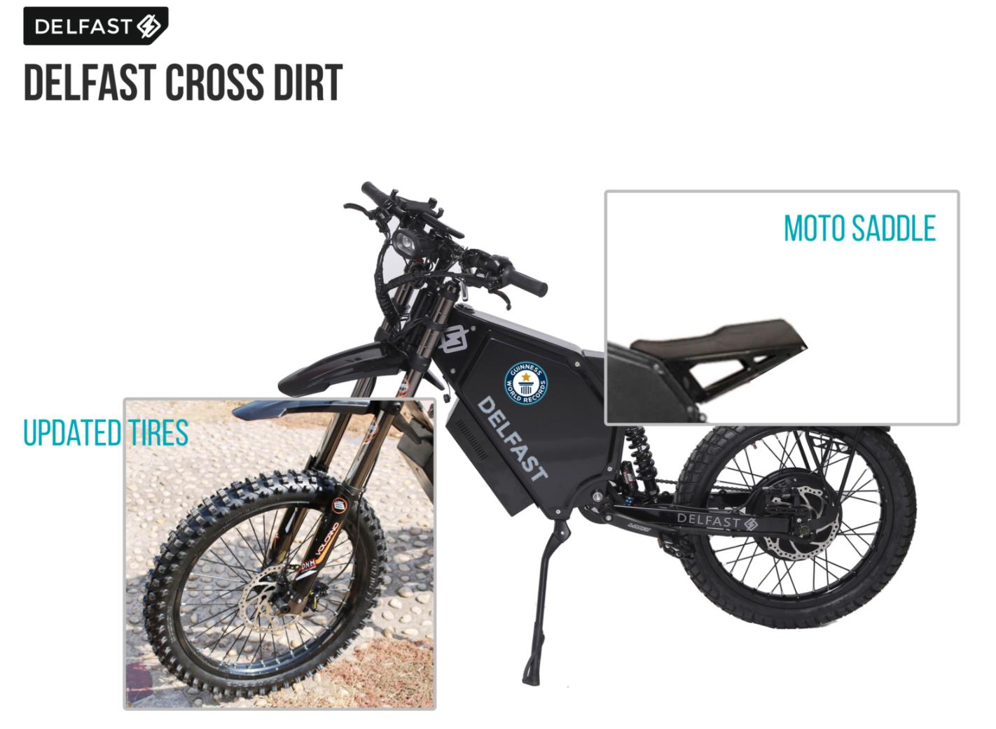 Delfast Cross Dirt