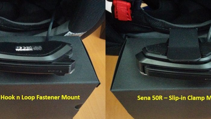 SENA 50R mounts