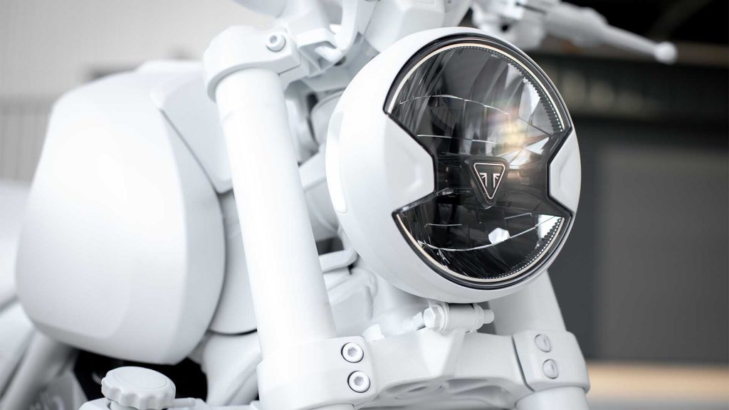 Triumph Trident Design Concept
