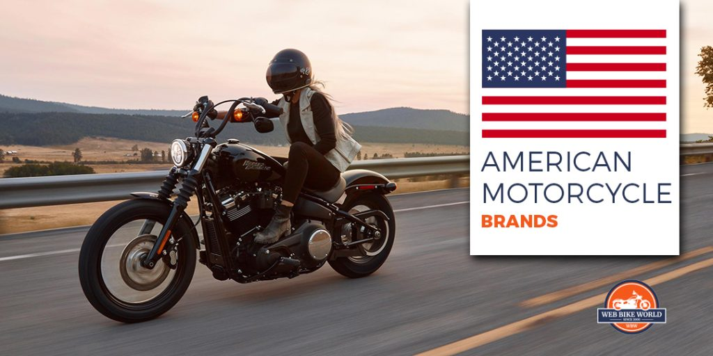 american motorcycle brands