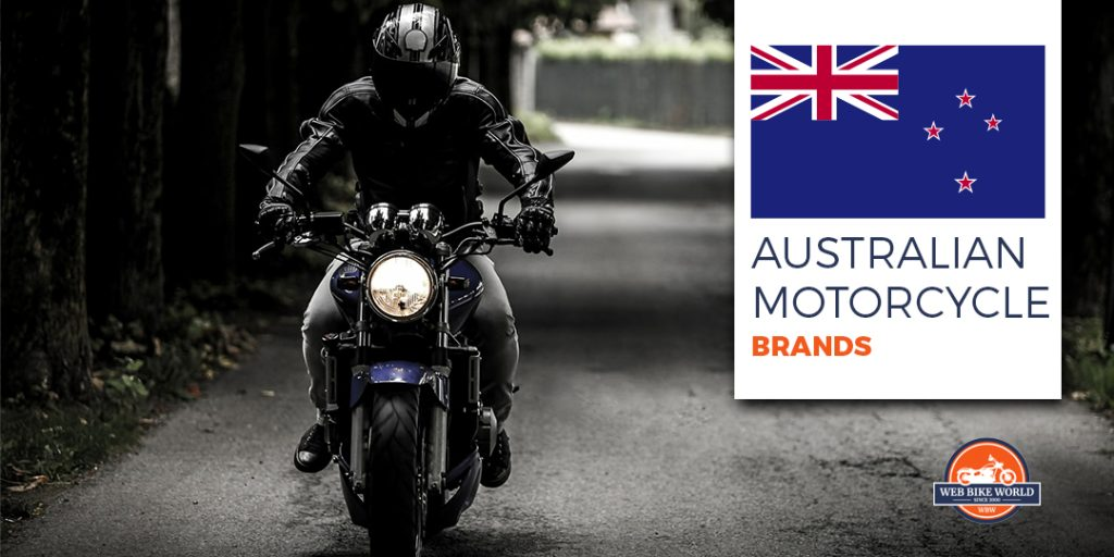 australian motorcycle brands