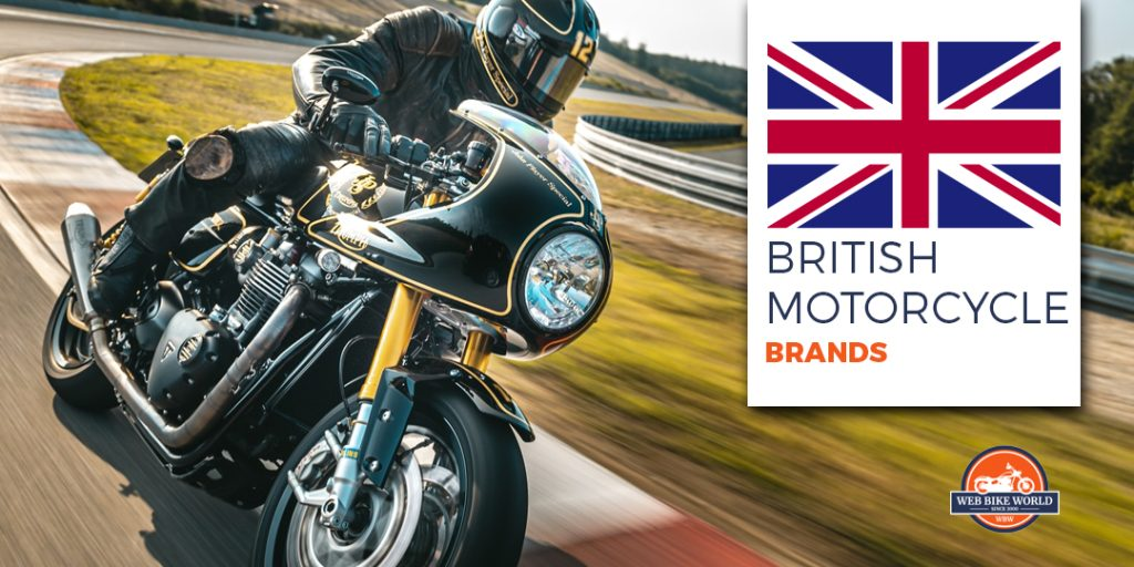 british & english motorcycle brands
