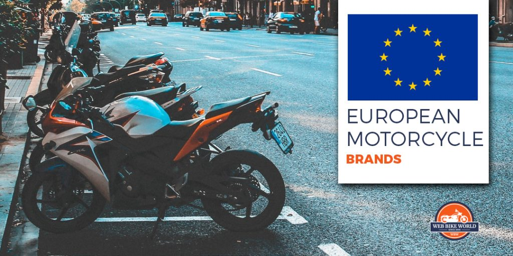 european motorcycle brands