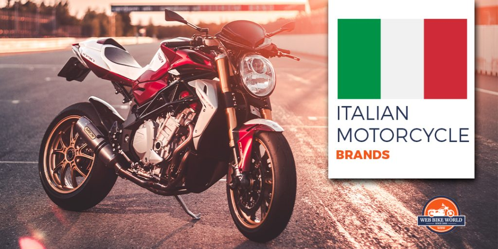 Italian Motorcycle Brands