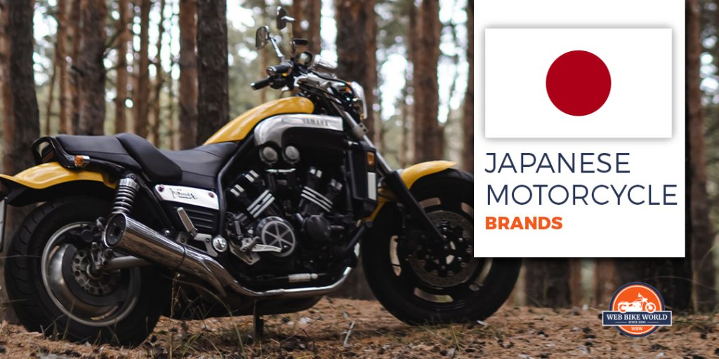 Japanese Motorcycle Brands