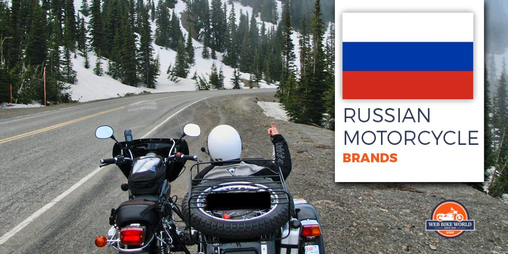 russian motorcycle brands