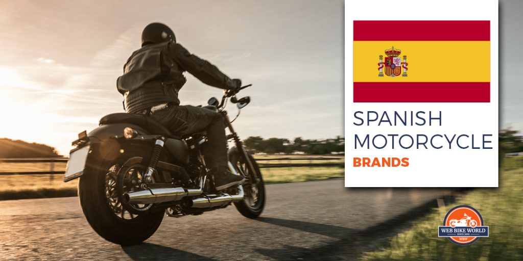 spanish motorcycle brands