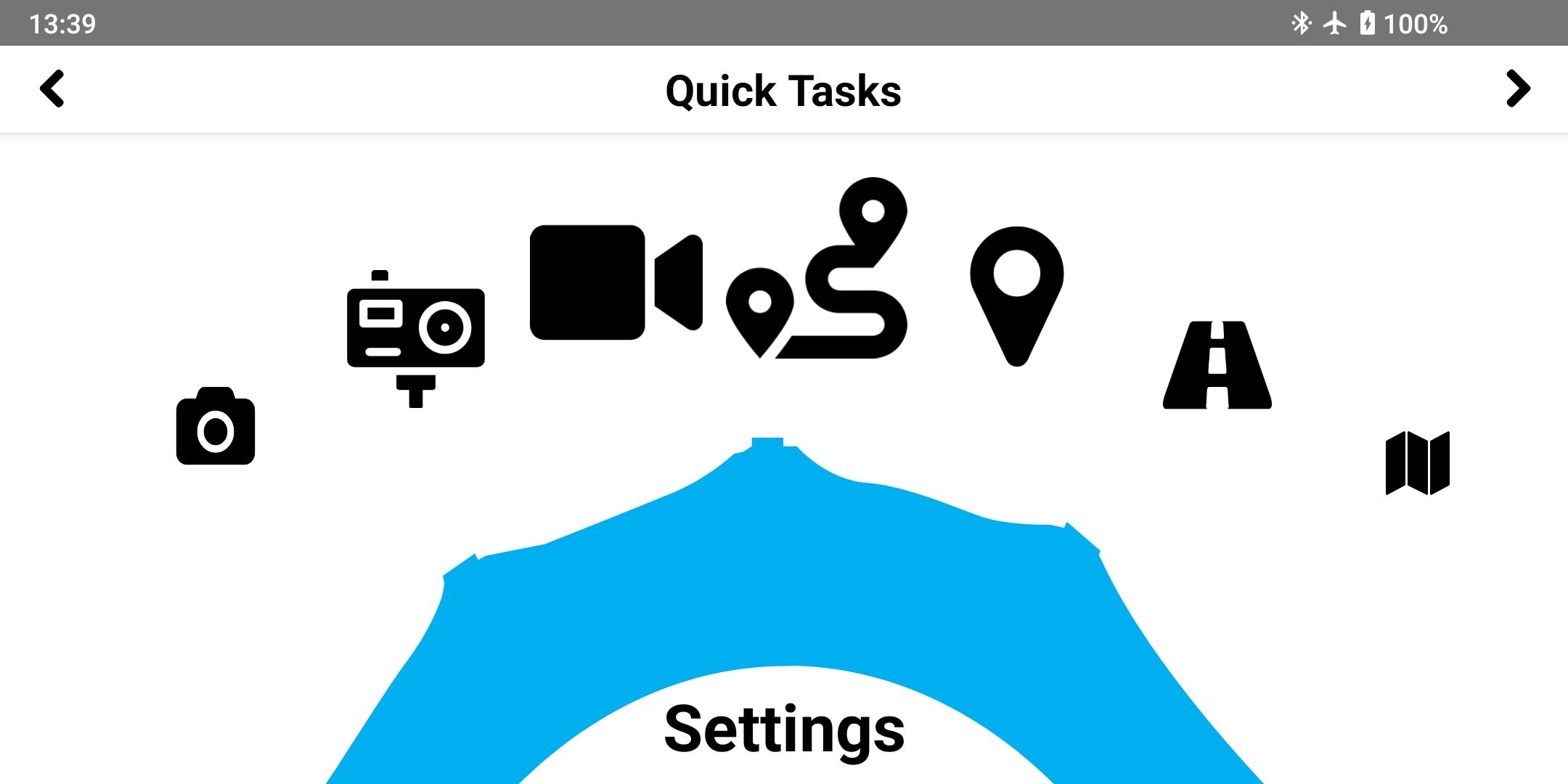 WunderLINQ control app logos