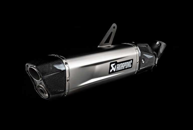 akrapovic for honda africa twin