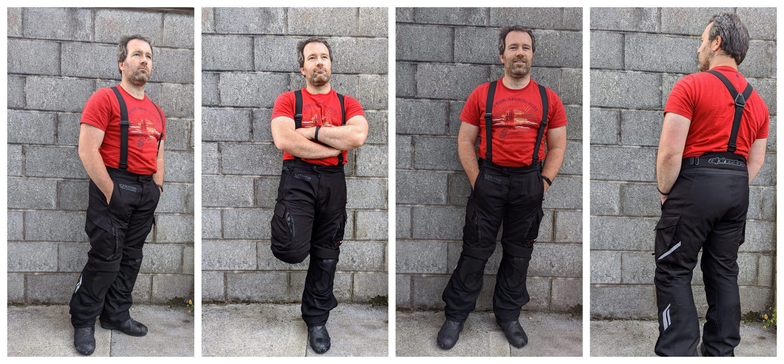 alpinestars andes II waterproof pants