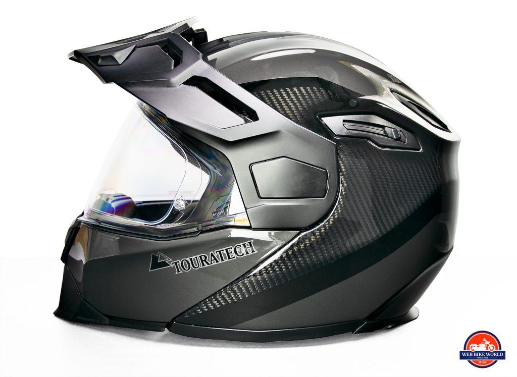 Touratech Aventuro Traveller Carbon helmet