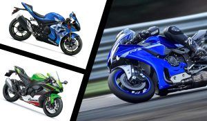 Best Supersport Bikes You Can Buy