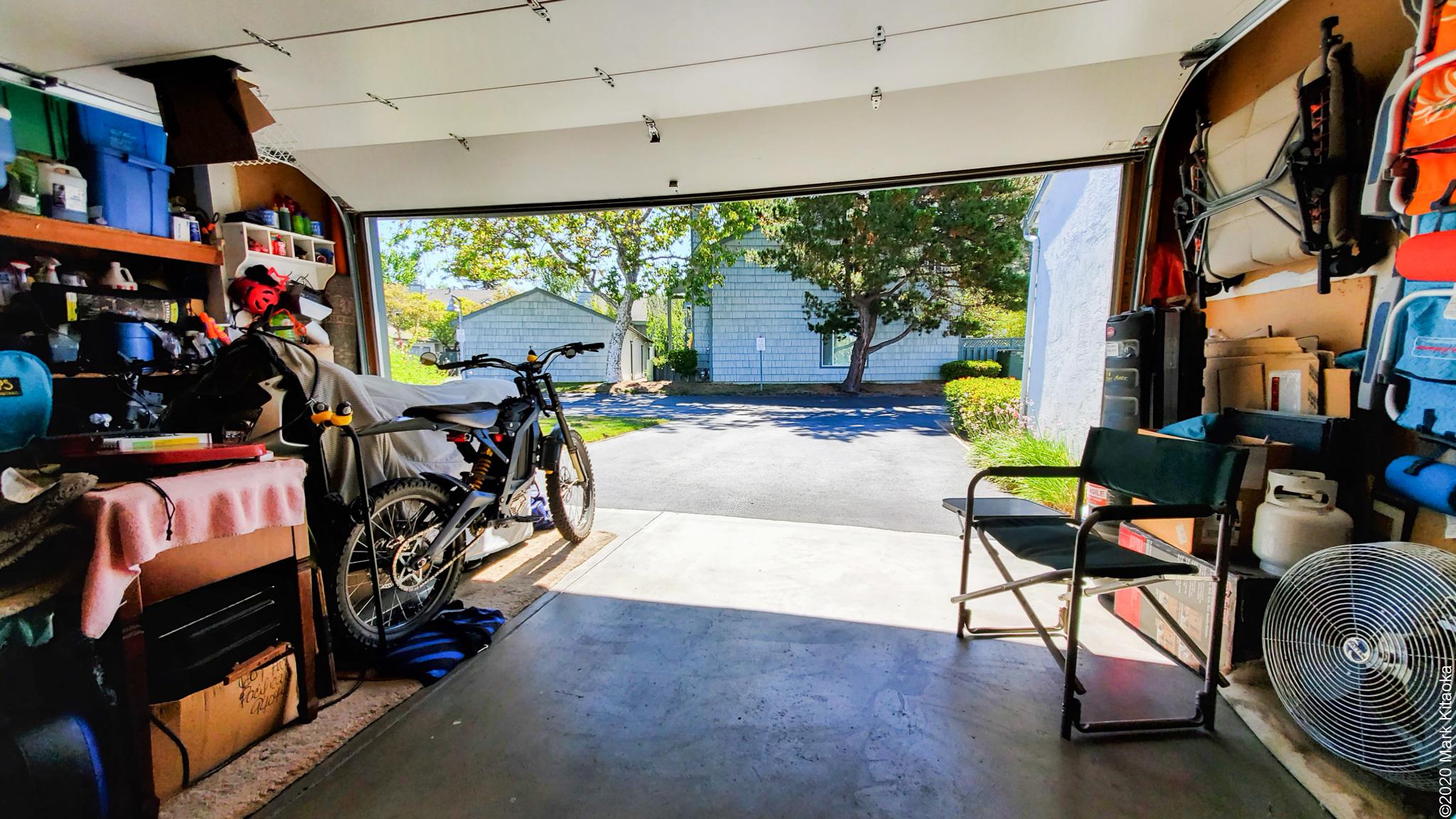 Mark's Kitaoka's garage