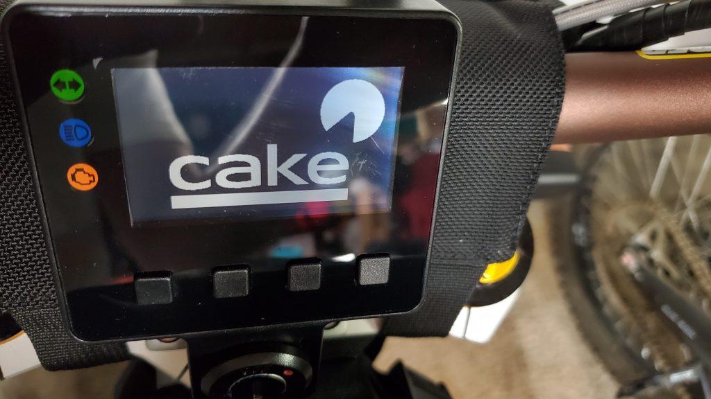CAKE Kalk LED display