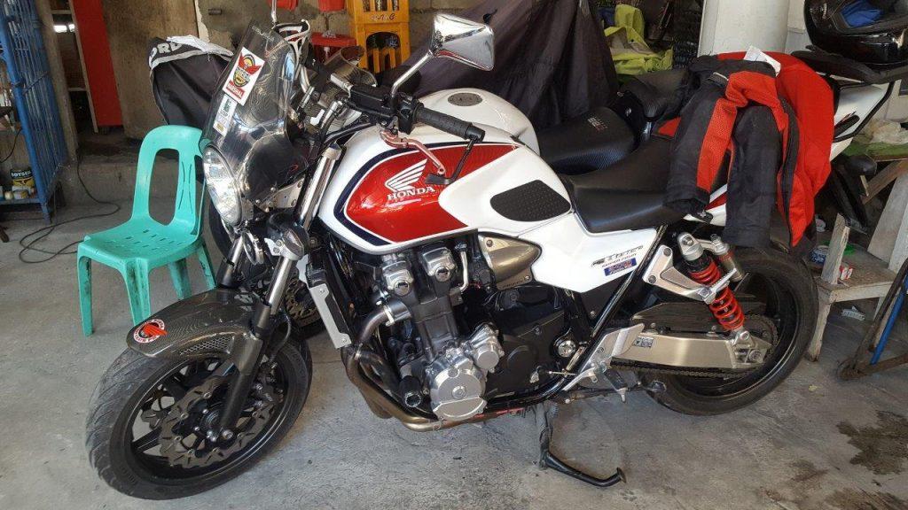 Honda CB1300