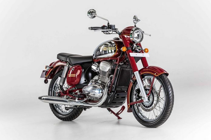 Jawa 300CL europe