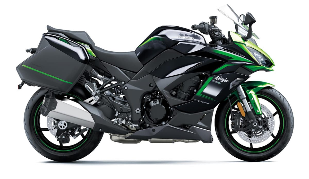 kawasaki new colorways for 2021