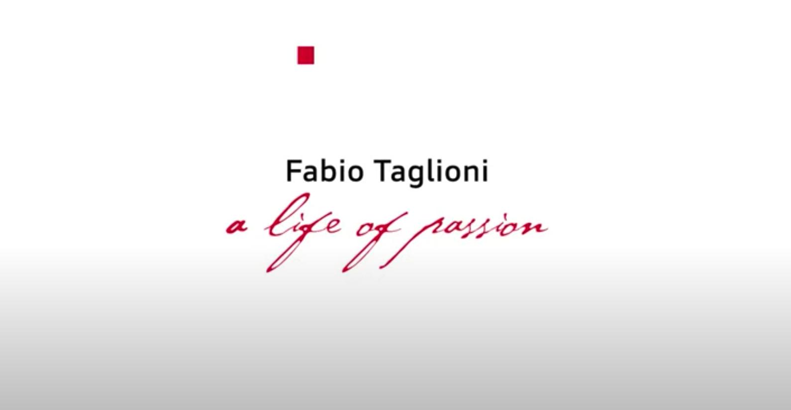 fabio taglioni documentary series