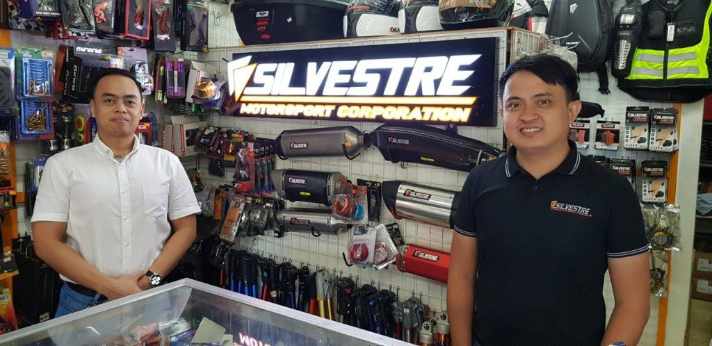 Silvestre shop CEO and Chief Marketing Officer