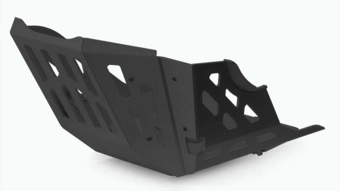 Tenere 700 Black Skid Plate
