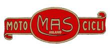 MAS Moto Cicli Logo