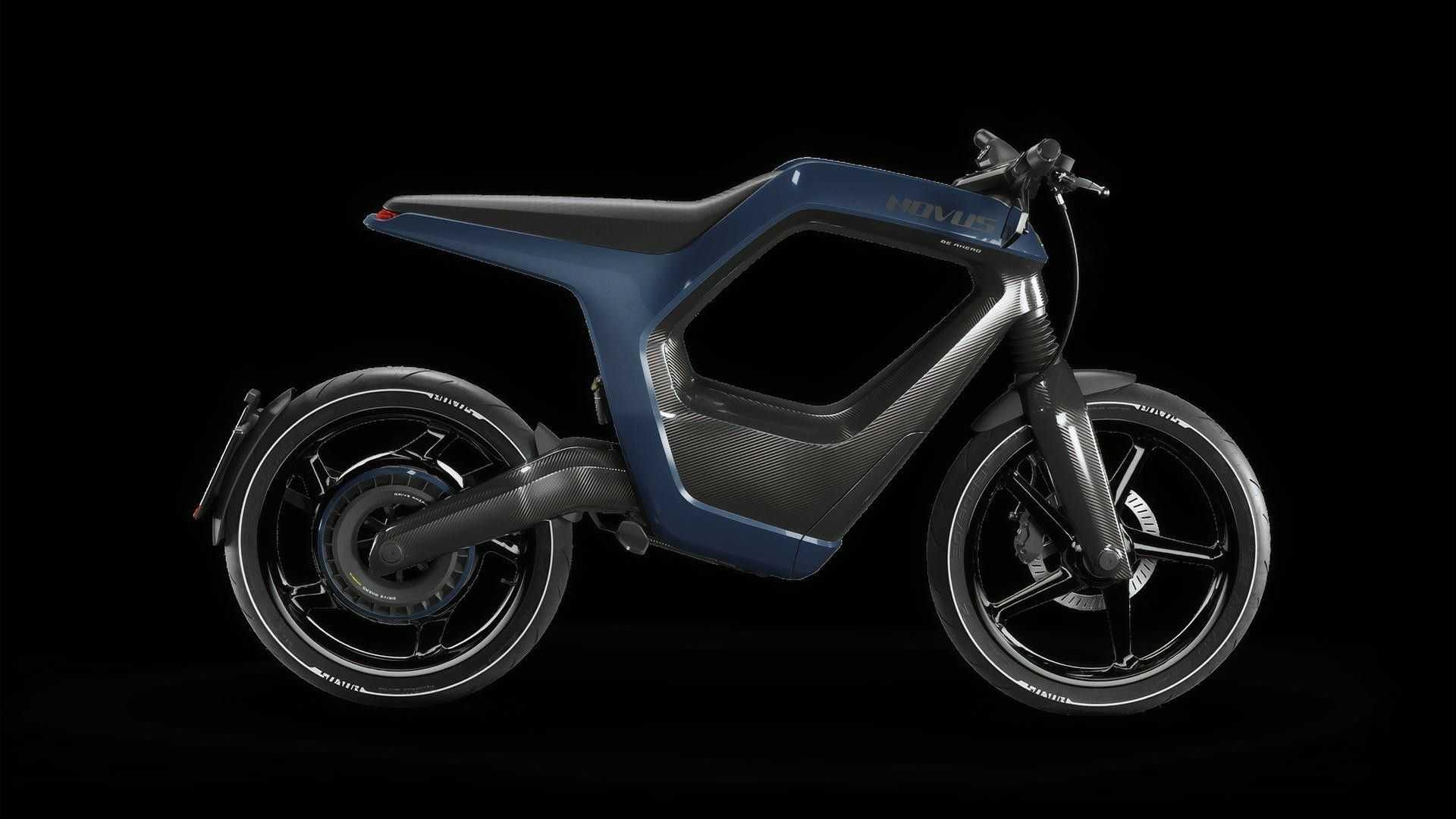 Novus electric bike