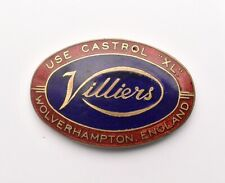 villiers engineering logo