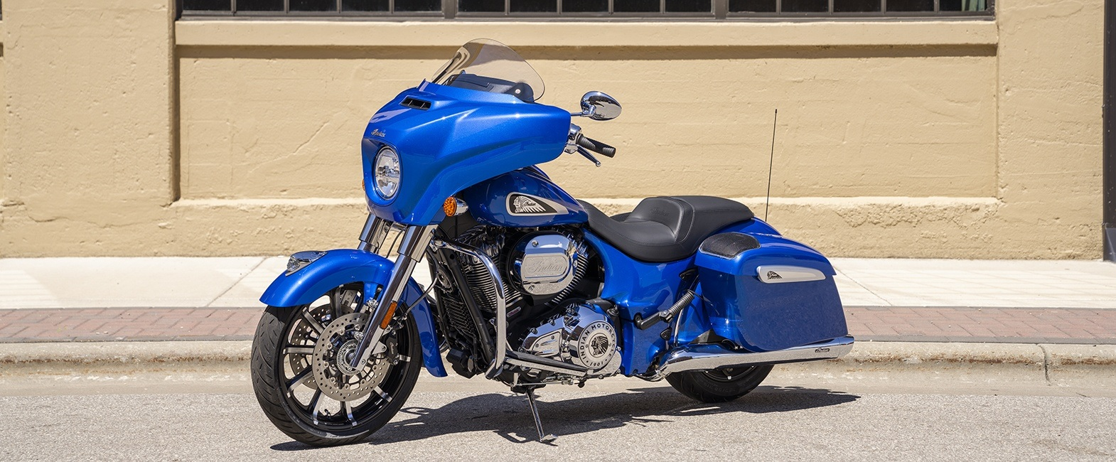 2021 Indian Chieftain Limited