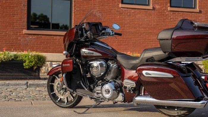 2021 Indian Roadmaster Limited