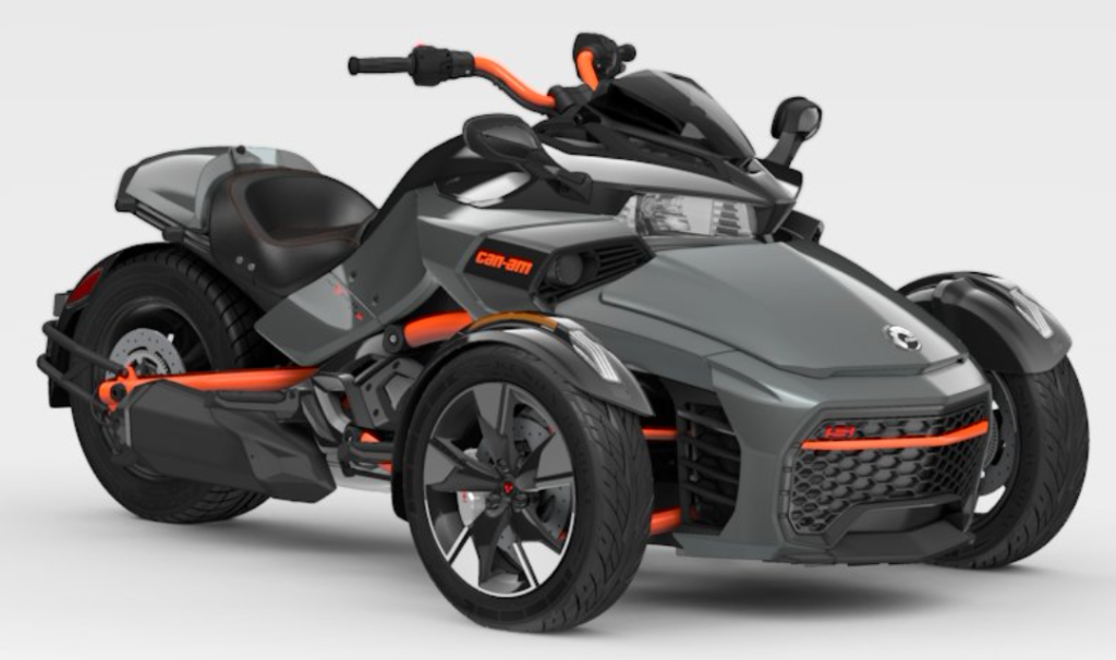 2021 can-am spyder f3 special series